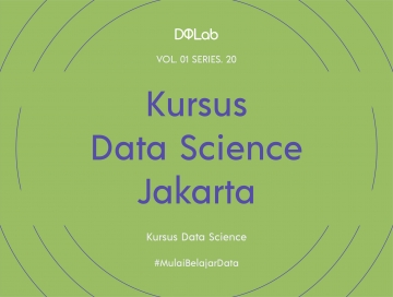 Kursus Data Science Jakarta Dengan Machine Learning
