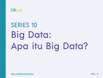 "Big Data : Yuk Pahami, ""4 V"" to ""5 V"" pada Konsep Big Data di Era Revolusi Industri 4.0 !"